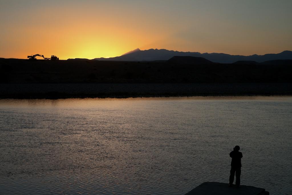 Orange River Sunet