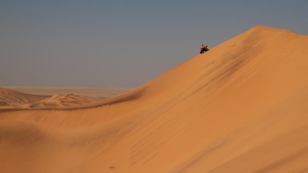 Dune Quad Biking