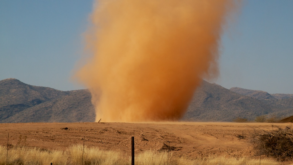 Dust Twister
