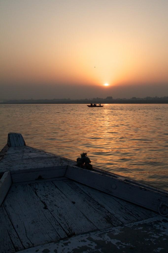 Goodmorning Ganges...