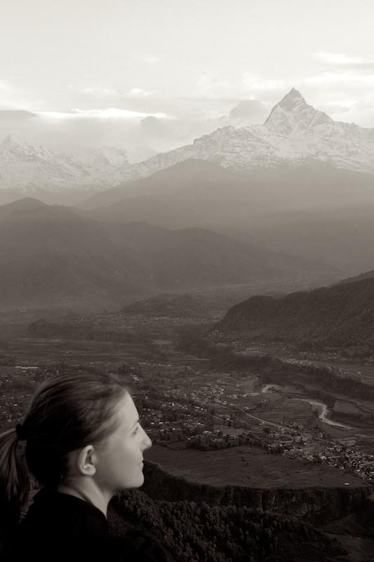 Annapurna contemplation...