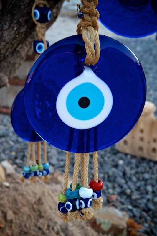 Escape the Evil Eye