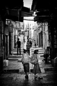 Market Street, Jerusalem