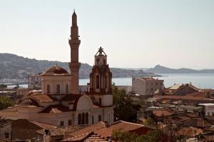 Former greek orthodox church now used as a mosque (Selcuk, Turkey)